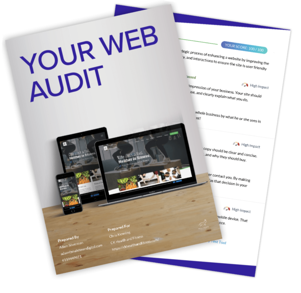 Muletown Digital Website Audit