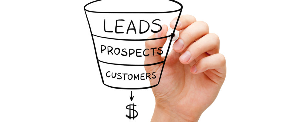 Leads to Prospects to Customers - Muletown Digital Funnel