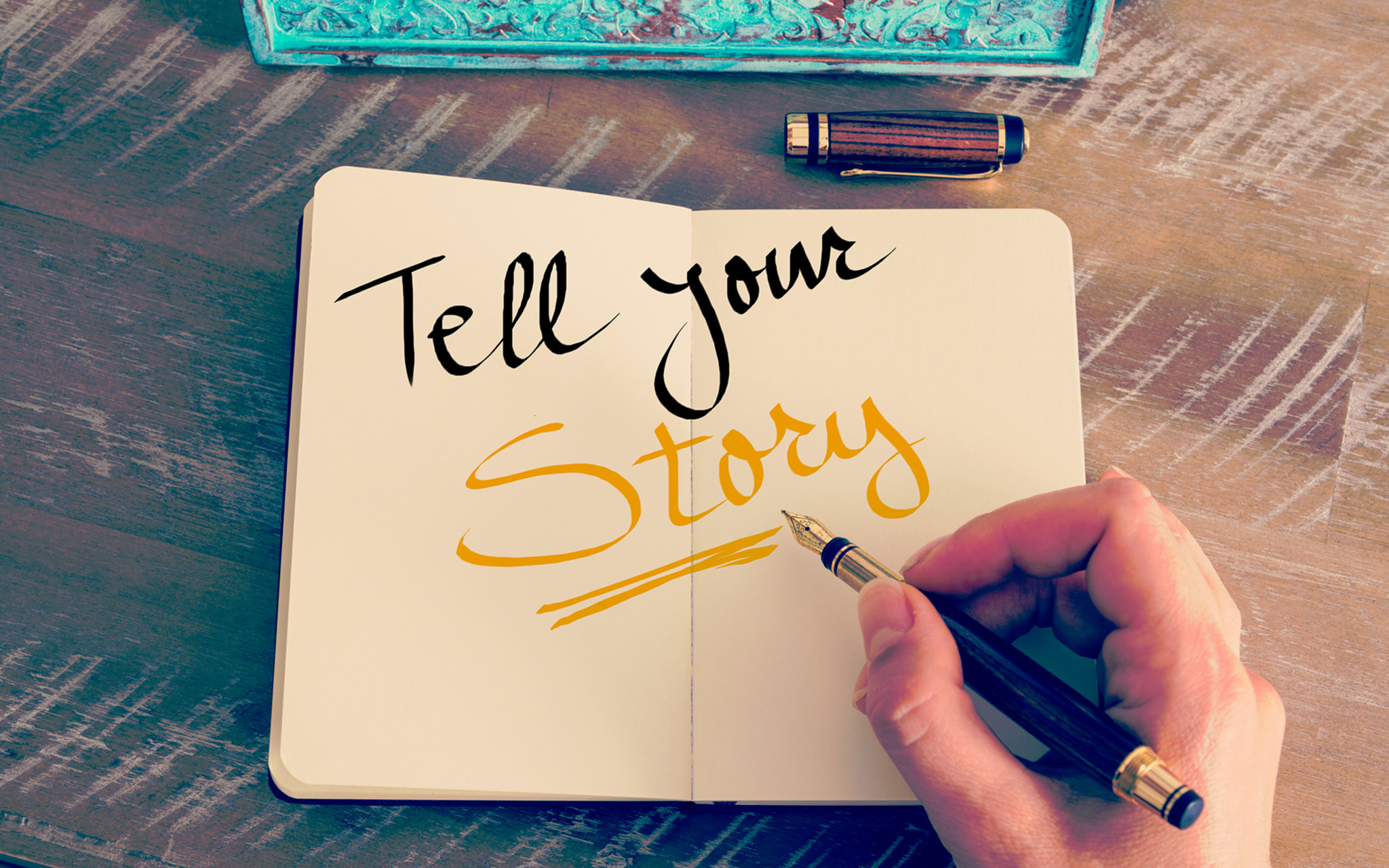 Tell Your Company's Story