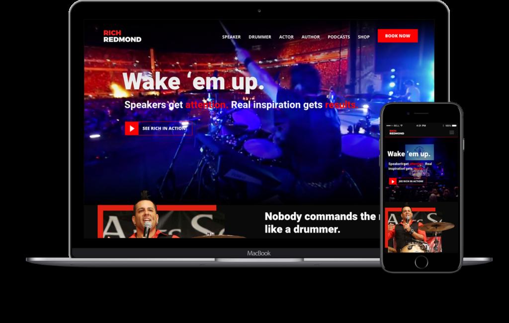 web design Columbia